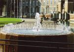 The fountain outside the Council House on College Green
